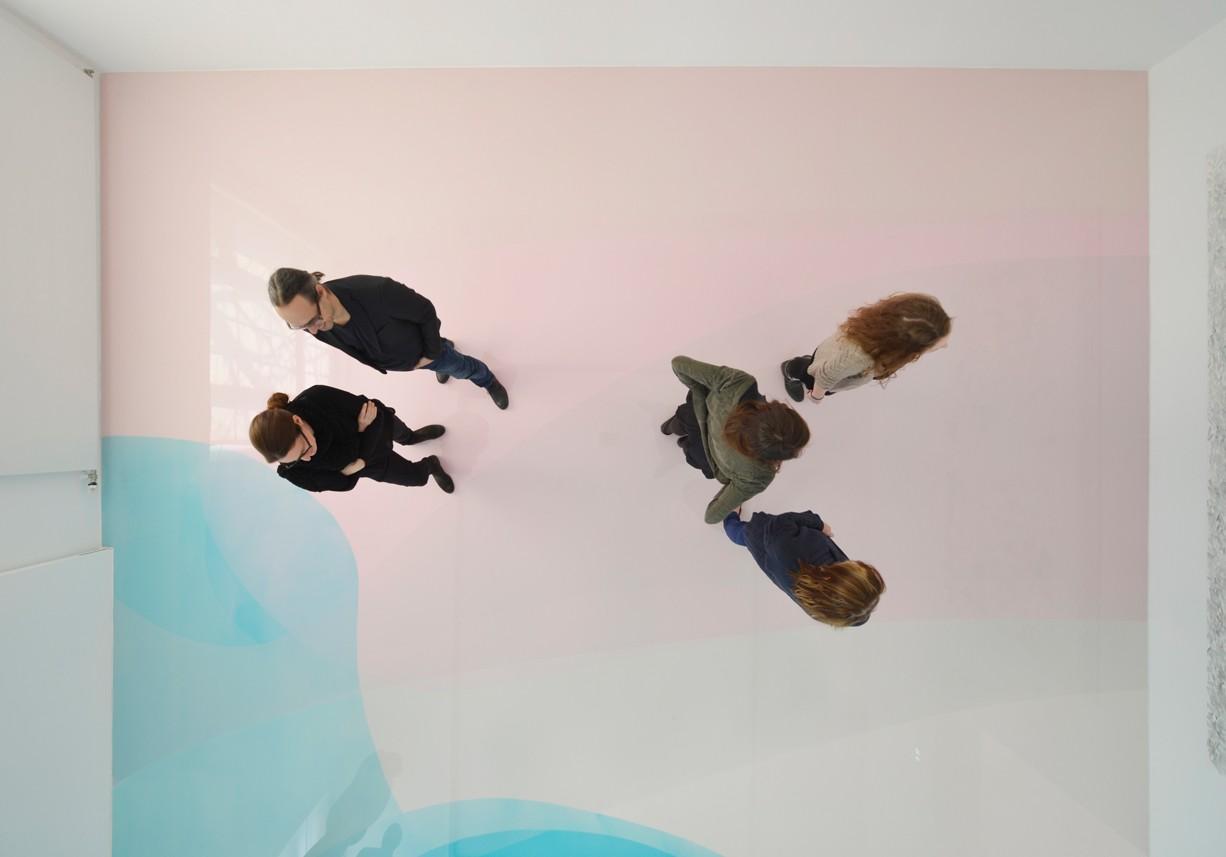 Peter Zimmermann – Peter Zimmermann – Schule von Freiburg – Installationsansicht 3
