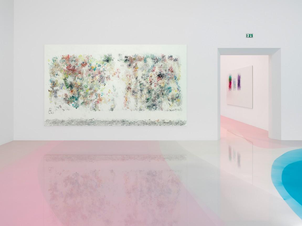 Peter Zimmermann – Peter Zimmermann – Schule von Freiburg – Installationsansicht 8