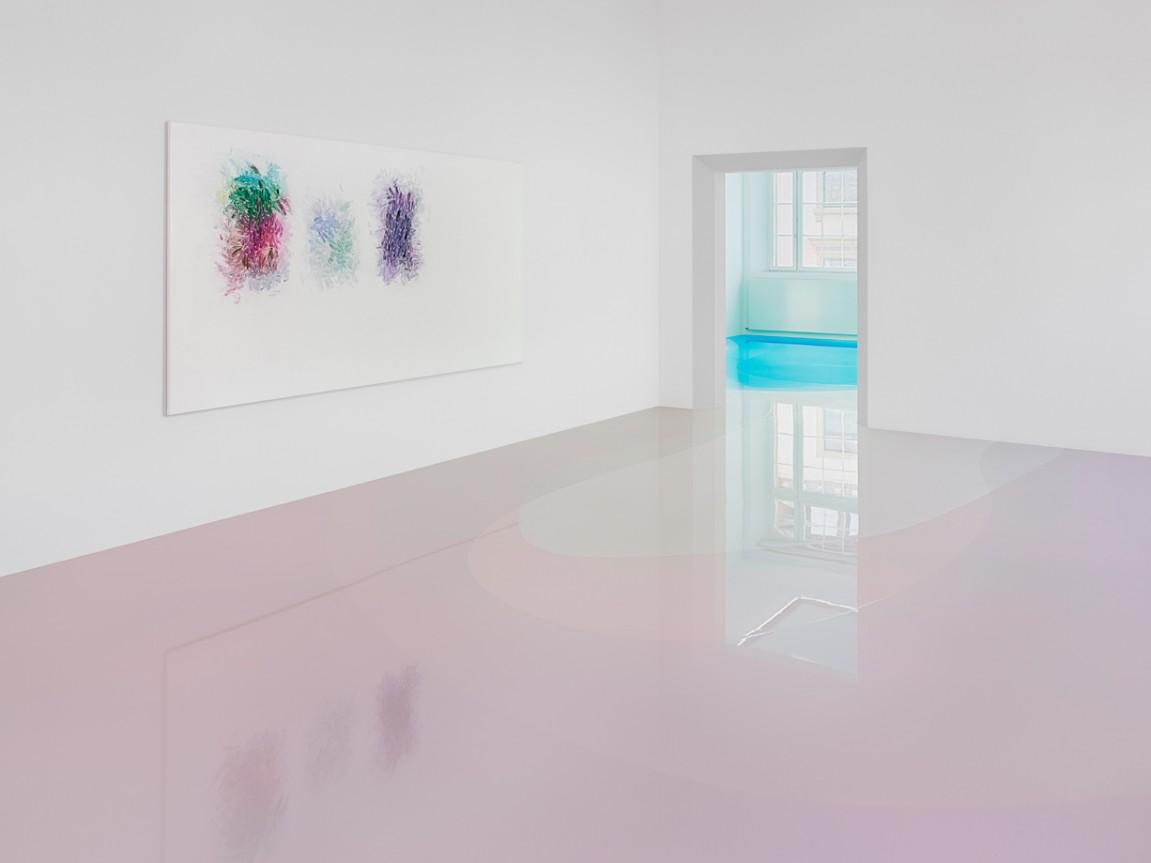 Peter Zimmermann – Peter Zimmermann – Schule von Freiburg – Installationsansicht 9
