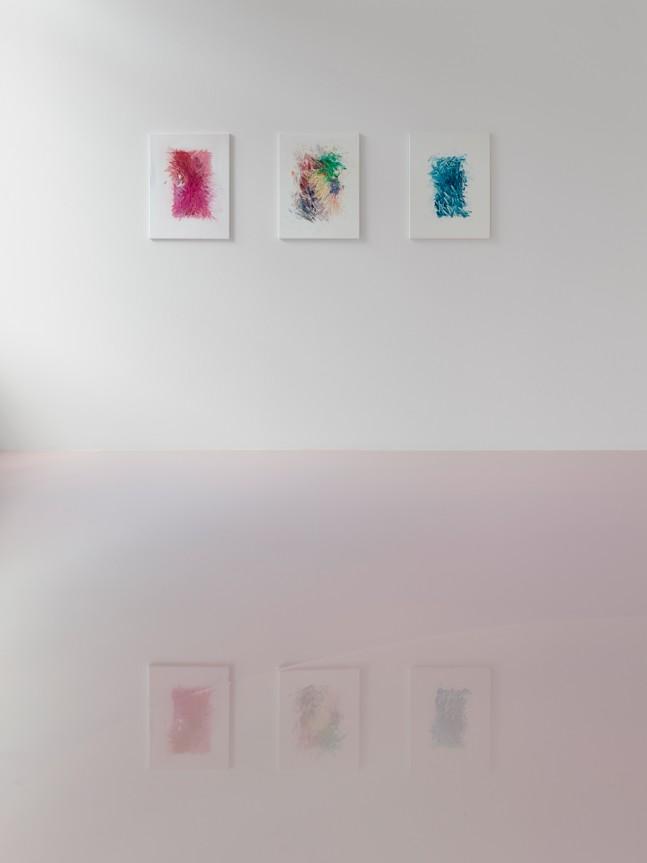 Peter Zimmermann – Peter Zimmermann – Schule von Freiburg – Installationsansicht 10