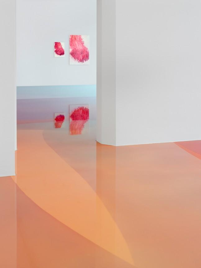 Peter Zimmermann – Peter Zimmermann – Schule von Freiburg – Installationsansicht 12