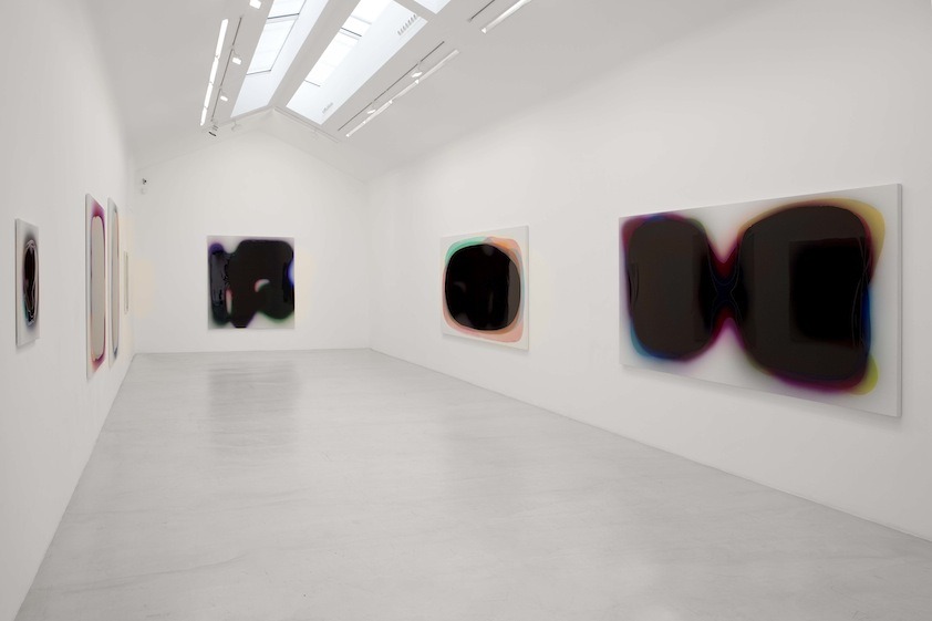 Peter Zimmermann – Kith an kin, Galerie Perrotin, Paris 2010 (installation view)