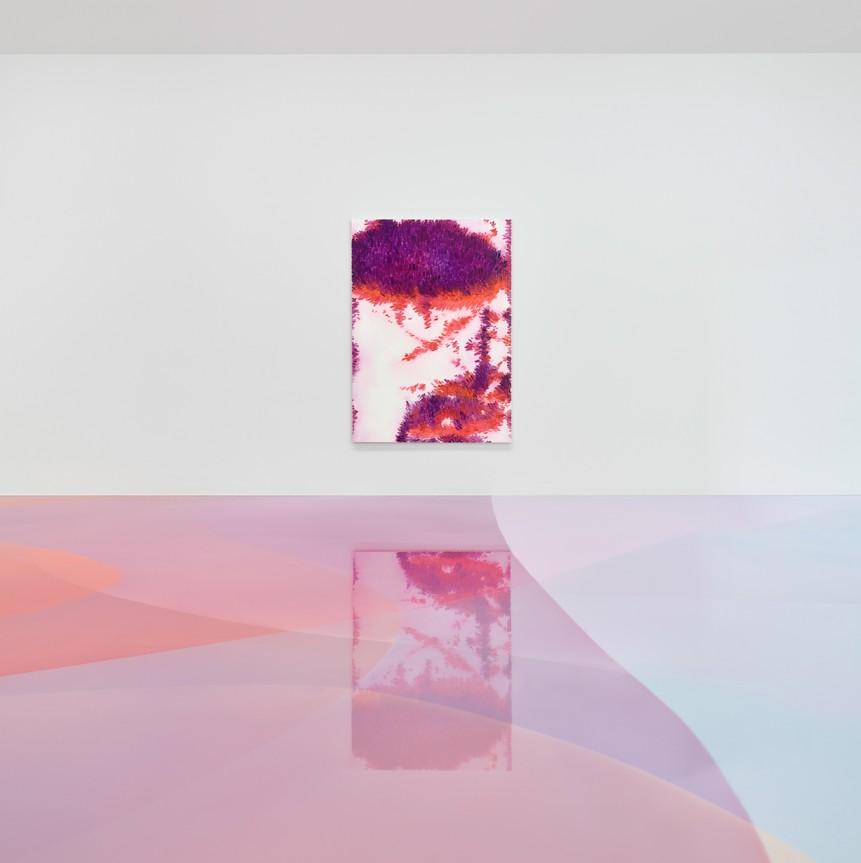 Peter Zimmermann – Peter Zimmermann – Schule von Freiburg – Installationsansicht 11