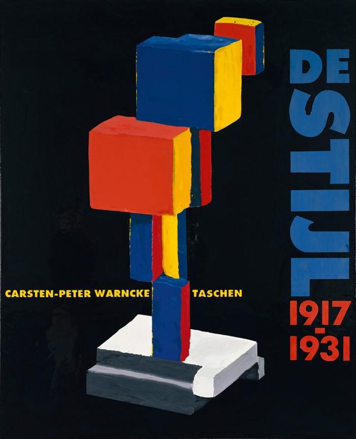 Peter Zimmermann – De Stijl, 1987, 200 x 150 cm, epoxy resin on canvas
