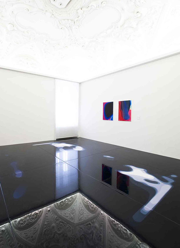 Peter Zimmermann – All you need, 2009, MMKK, Klagenfurt (installation view)