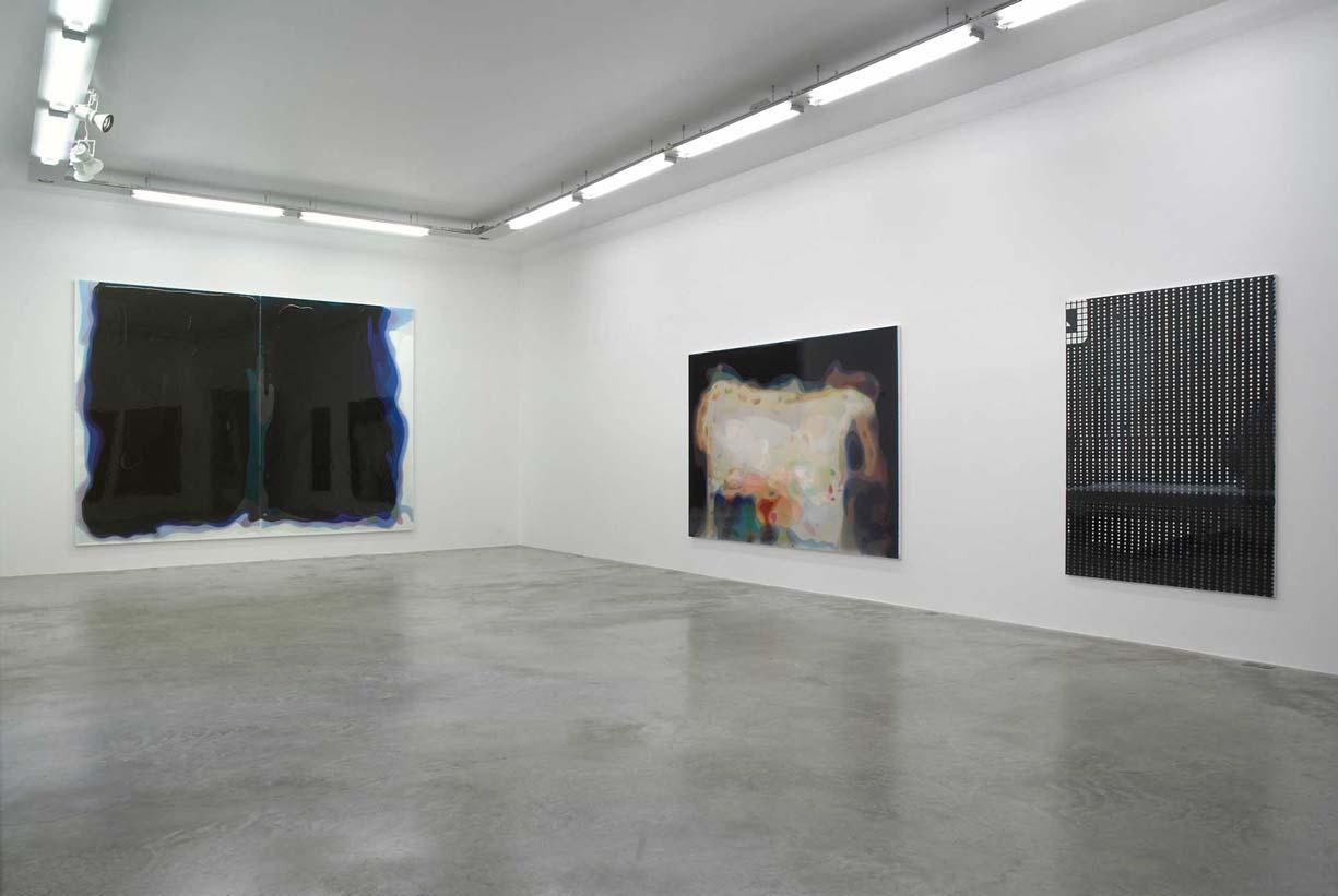 Peter Zimmermann – Galerie Perrotin, 2006 (Installationsansicht)