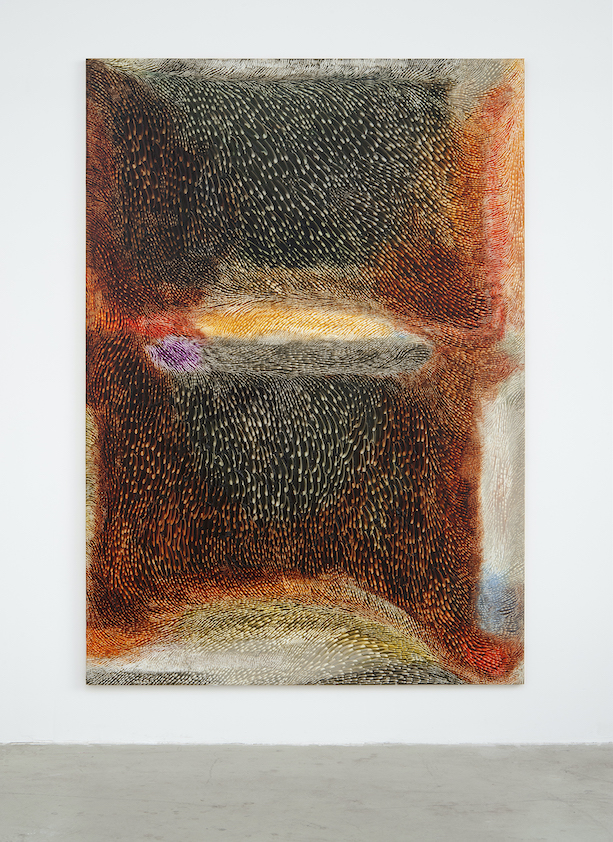Peter Zimmermann – o.T., 2020